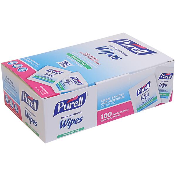 Gojo® Purell® Sanitizing Hand Wipes