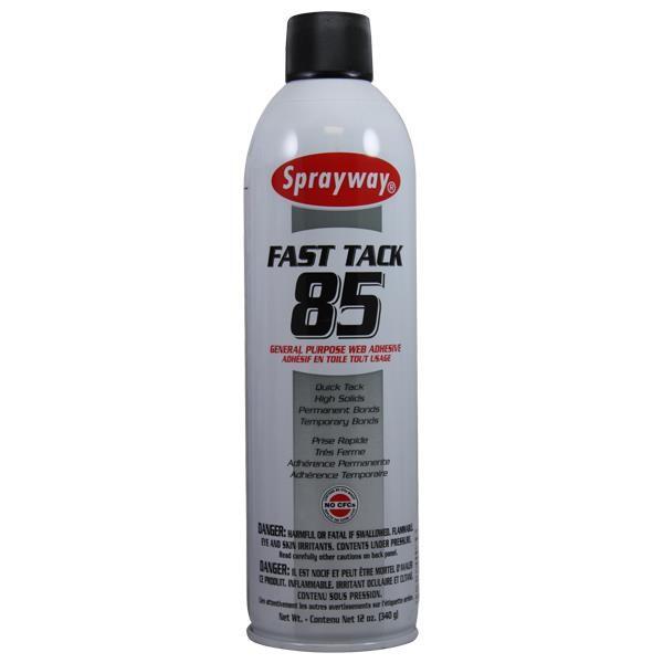 Sprayway® Fast Tack 85 General Purpose Web Adhesive