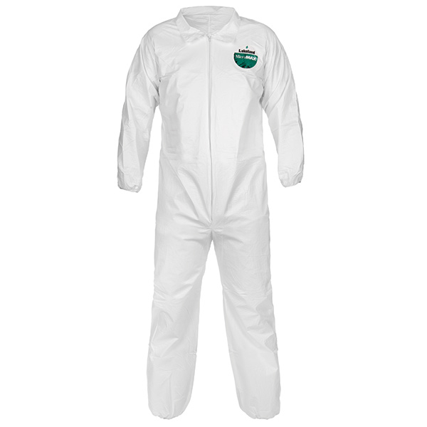 Lakeland MicroMax® Coveralls w/ Elastic Wrists & Ankles, 2X-Large