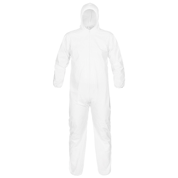 Lakeland MicroMax® Coveralls w/ Hood & Elastic Wrists & Ankles, 2X-Large