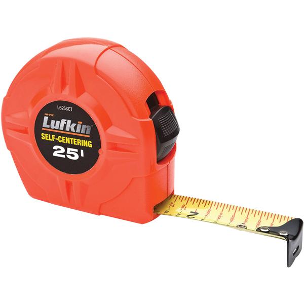 Lufkin® Hi-Viz® Self-Centering Tape
