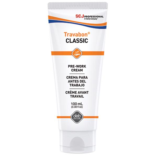 Deb Group Travabon® Classic Cream, 100 mL Tube, 12/Case