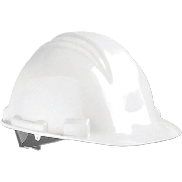 North® The Peak Cap w/ Nylon Pinlock Suspension, White